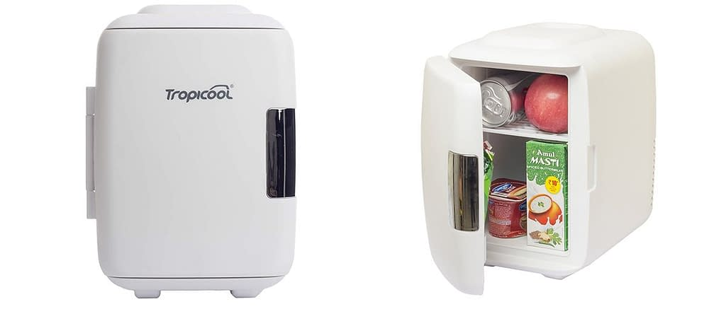 Tropicool PC05W PC-05 Portable Chiller cum Warmer (White)