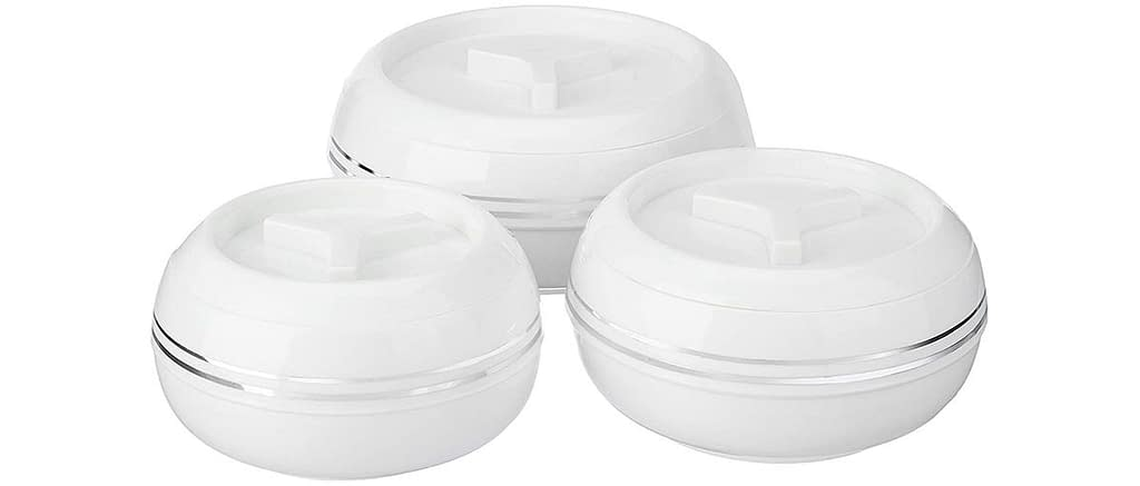 Amazon Brand - Solimo Casserole Set