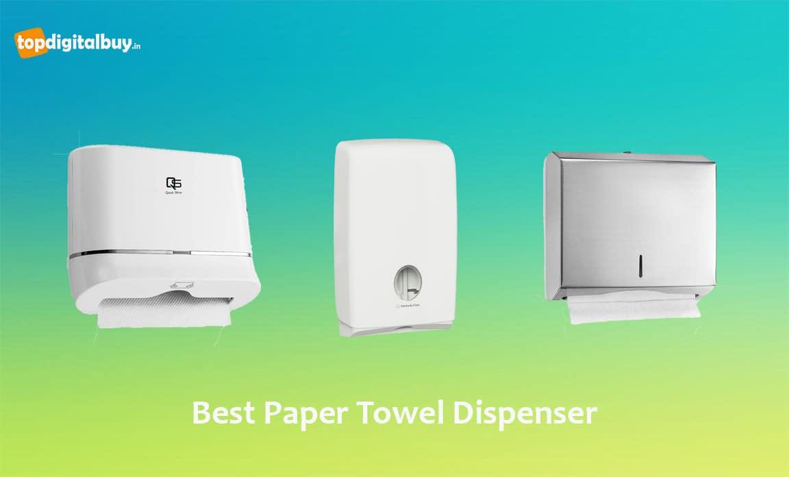 8 Best Paper Towel Dispenser in India 2020 [Comparison]