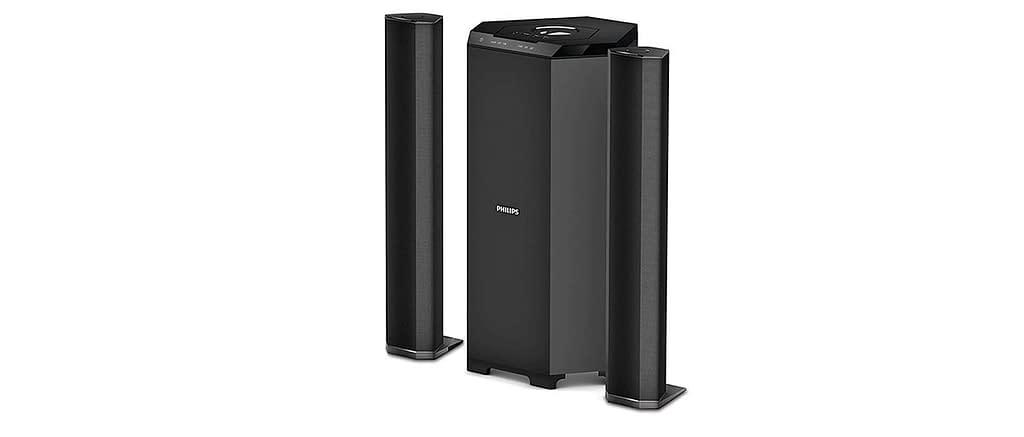 Philips MMS8085B 94 2.1 Channel Multimedia Speaker