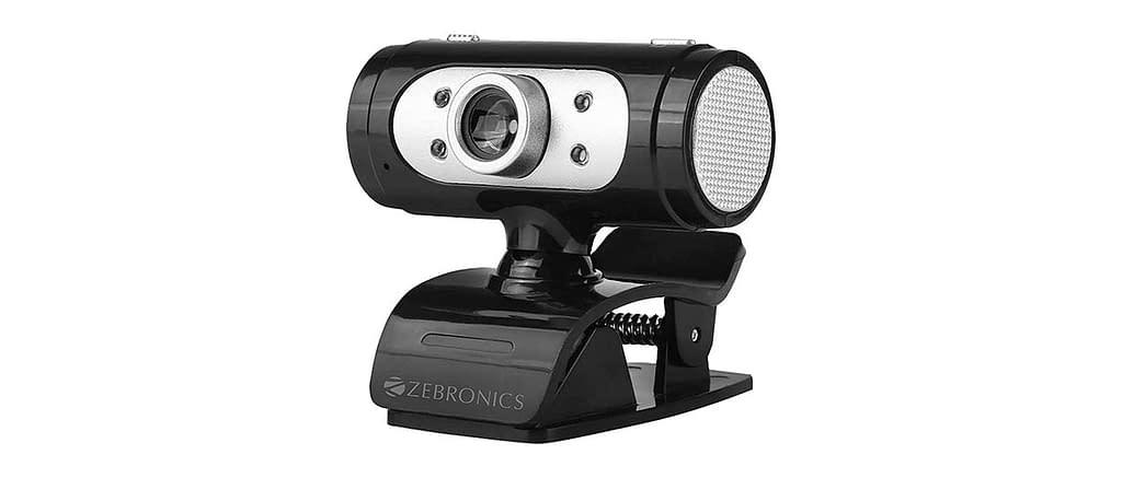 Zebronics Zeb-Ultimate Pro (Full HD) Web Camera