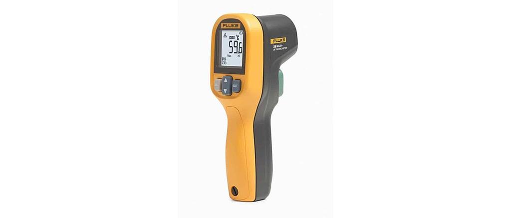 Fluke 59 Max + Infrared Thermometer