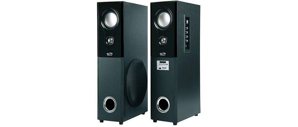 OSCAR OSC-16600BT - 2.0 Tower Bluetooth Speaker