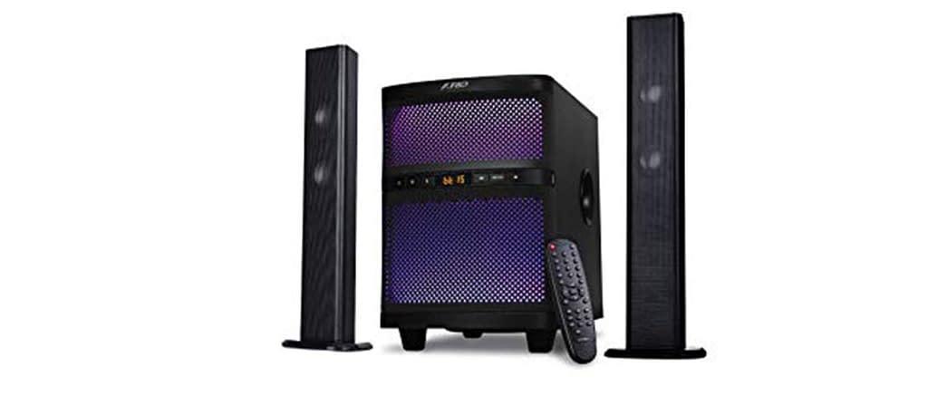 F&D T200X 70W 2.1 Bluetooth Soundbar Cum Tower Speaker