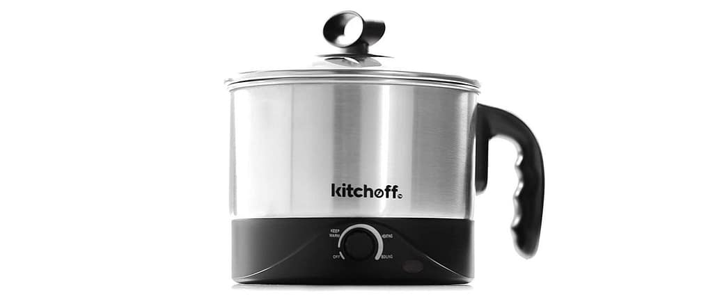 Kitchoff WDF Automatic Electric Multi-Purpose Kettle