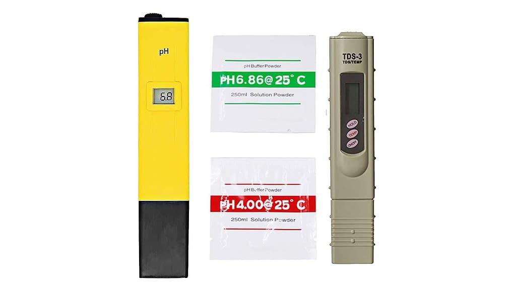 Shapure Ph & Tds Meter Combo Digital Pen Style Ph-Meter Set