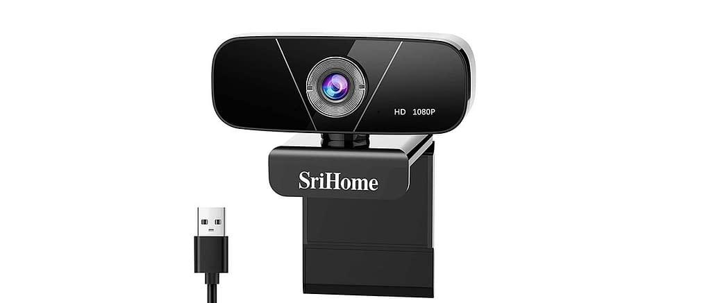 Srihome SH003 2MP Full HD 1080P Webcam