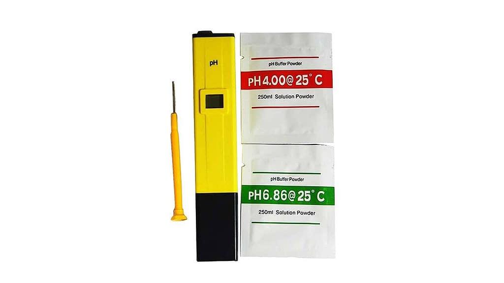 AFESEED PHMTR001 Digital Lcd Pocket Pen Type Ph Meter