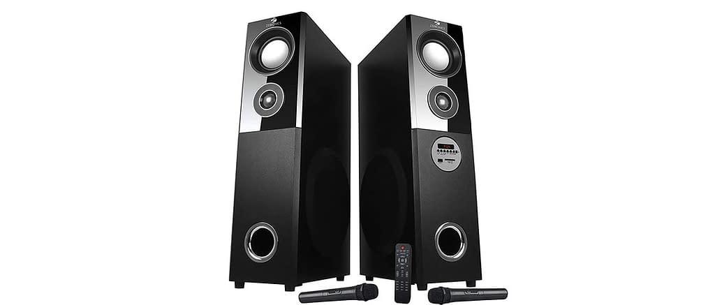 Zebronics ZEB-BT7500RUCF Tower Speaker