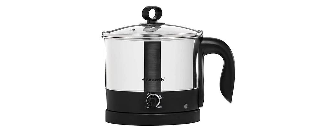 Butterfly Wave Multipurpose Electric Cooker Kettle
