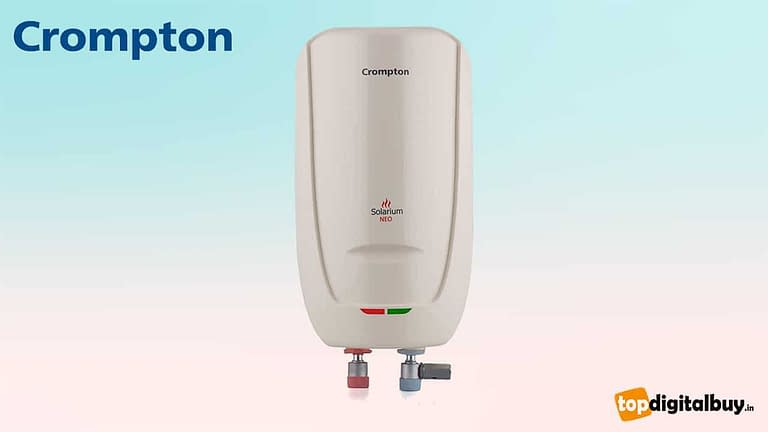 Crompton Solarium Neo 3-Litre Instant Water Geyser (Ivory) topdigitalbuy.in