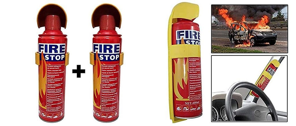 Safe Pro Fire Extinguisher