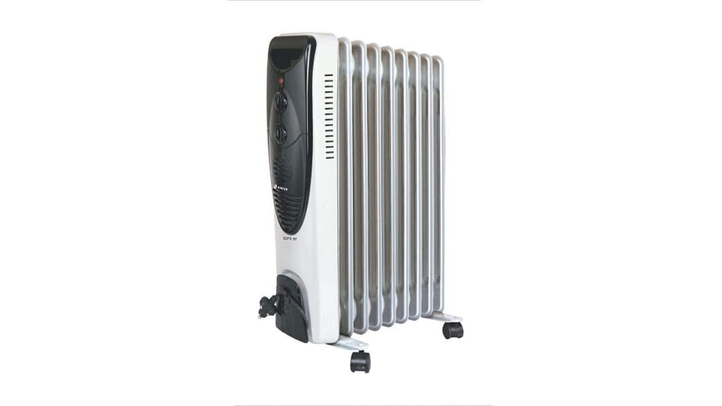 Singer OFR 9 FIN 2600 Watts Oil Filled Room Heater
