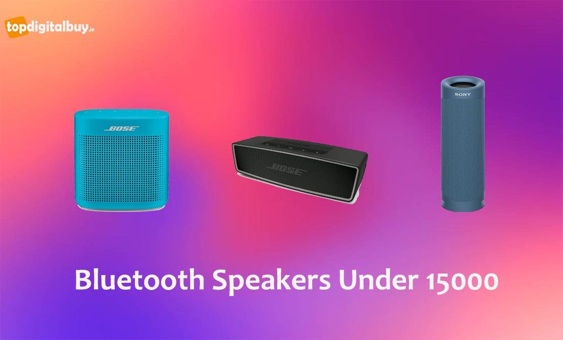 [Top 6] Best Bluetooth Speakers Under 15000 INR in India 2021