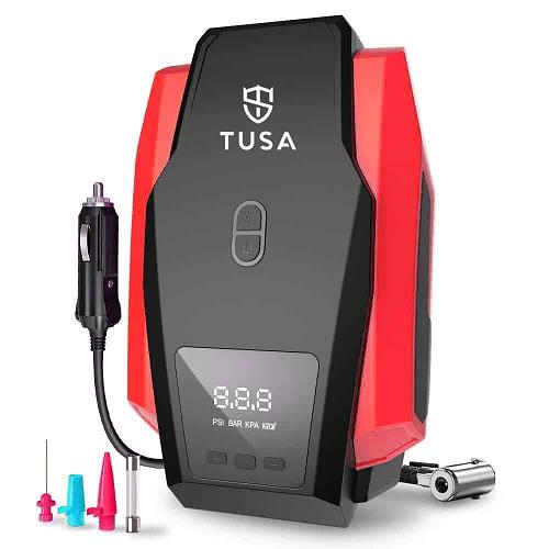 TUSA Digital Tyre Inflator topdigitalbuy