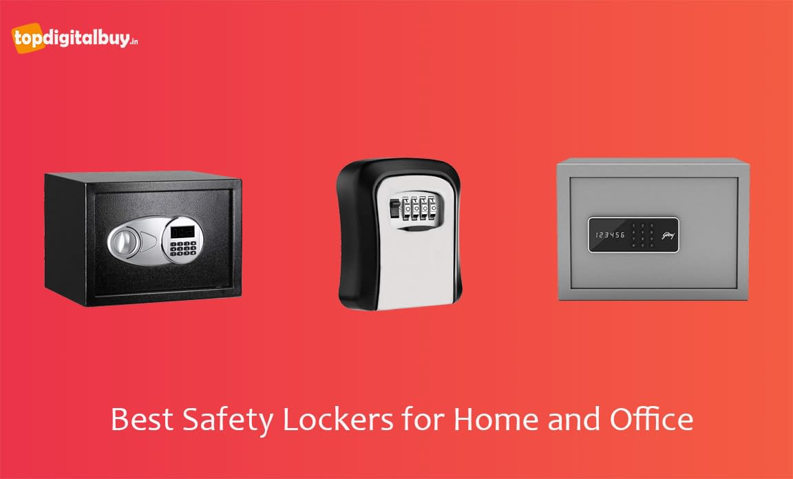 8 Best Safety Lockers for Home and Office in India 2020 topdigitalbuy.in