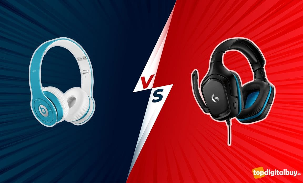 Gaming Headphones vs Normal Headphones: Which One is Best for You?
