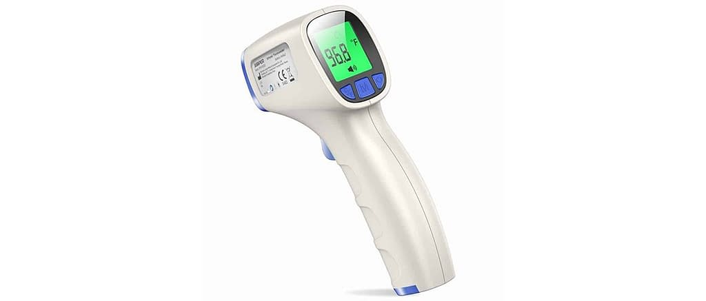 Jumper JPD-FR202 Non-Touch Infrared Thermometer