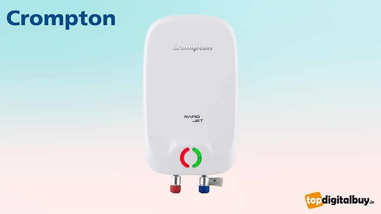 Crompton Rapid Jet 3-Litre Instant Water Geyser topdigitalbuy.in