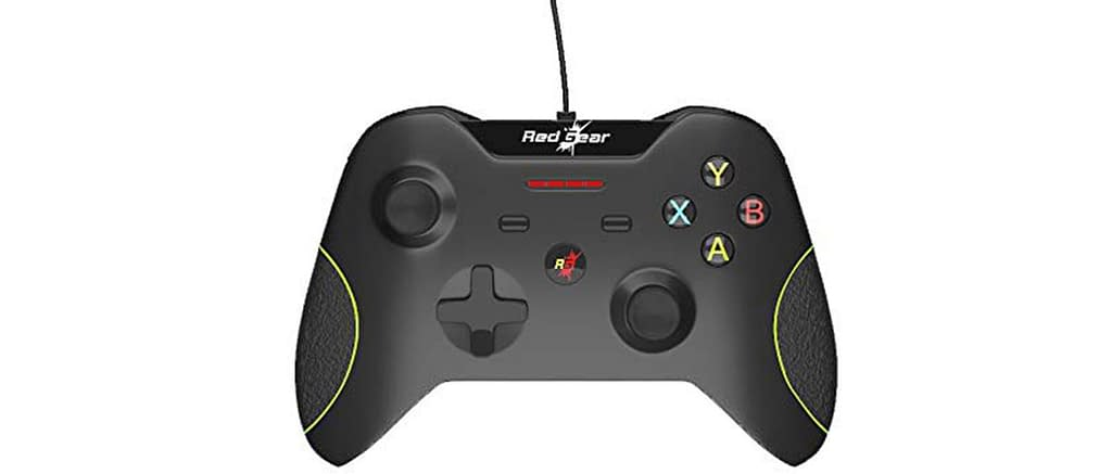 Redgear Zonik Wired Gamepad for PC