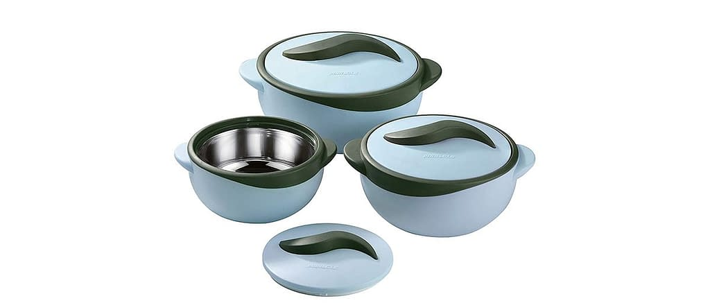 Pinnacle Thermo Containers Stainless Steel Casserole