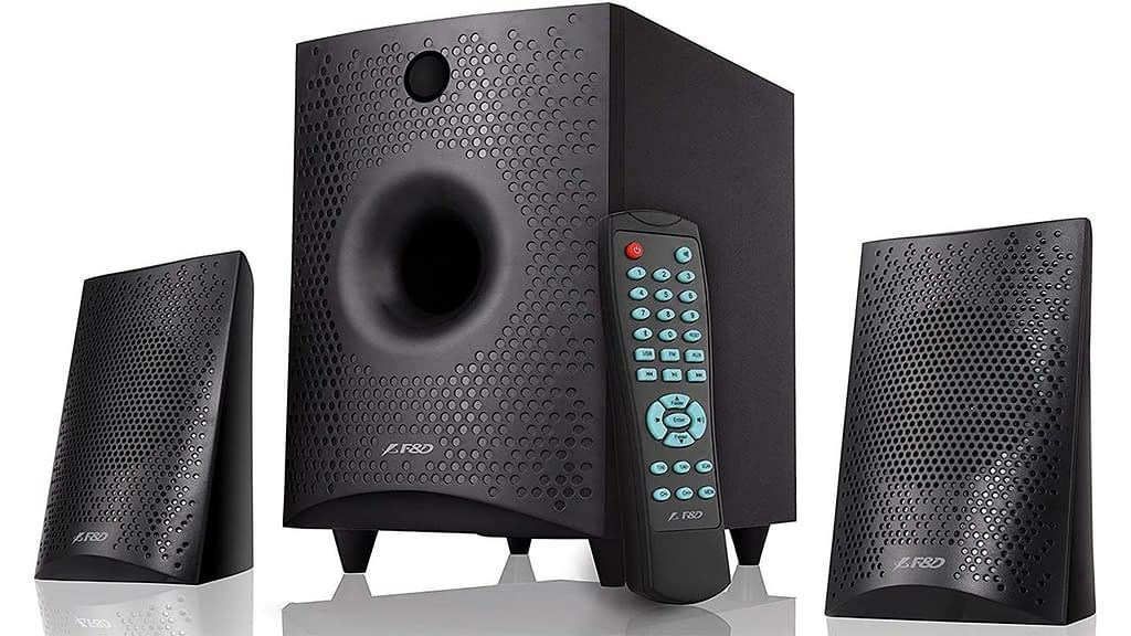 F&D F210X 15W 2.1 Bluetooth Multimedia Speaker