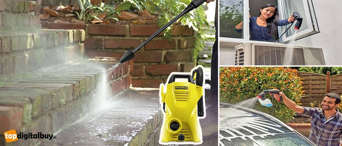 7 Best High Pressure Washer for Car, Home in India [2020] topdigitalbuy.in
