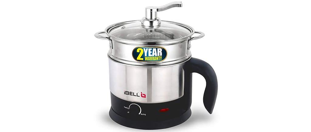 iBELL MPK120L Premium Multi Purpose Kettle