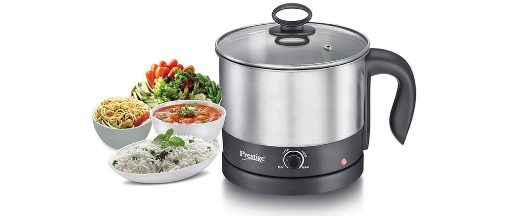 Prestige Multipurpose Electric Kettle Cooker