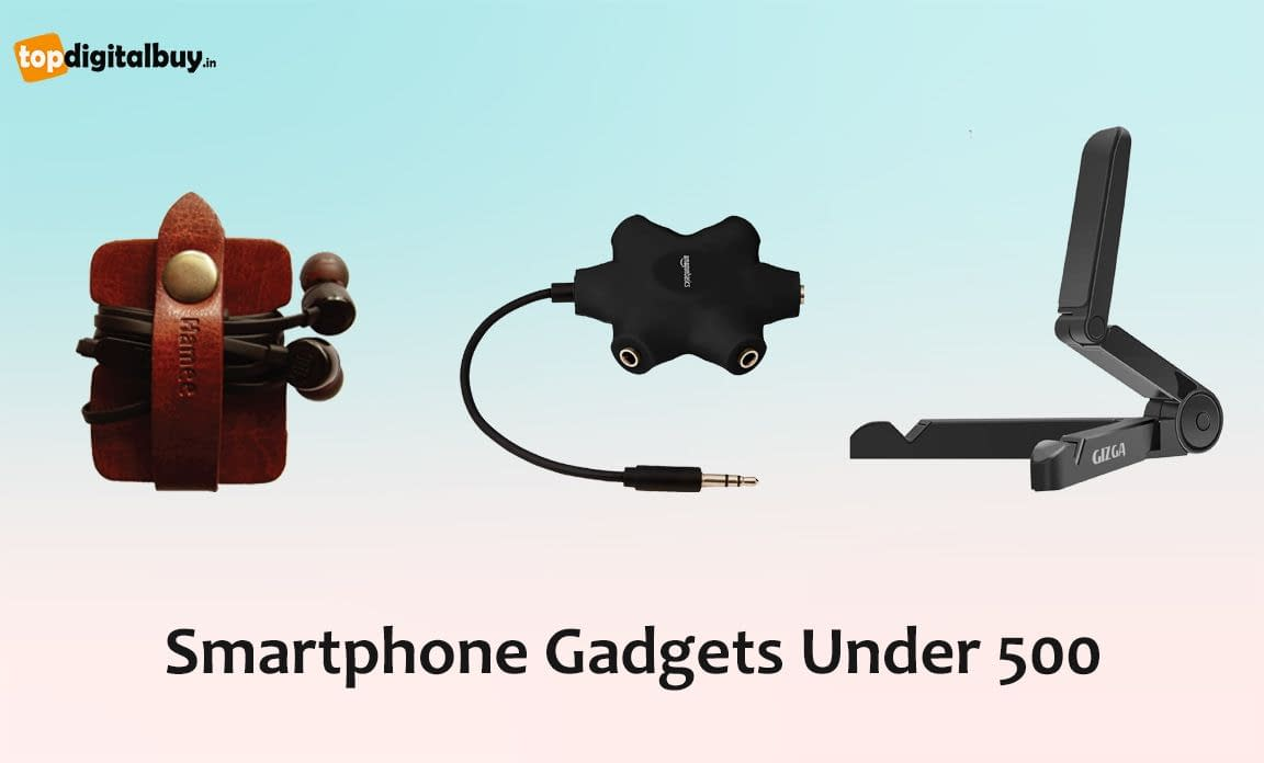 12 Cool Smartphone Gadgets Under 500 in 2021 (Updated)