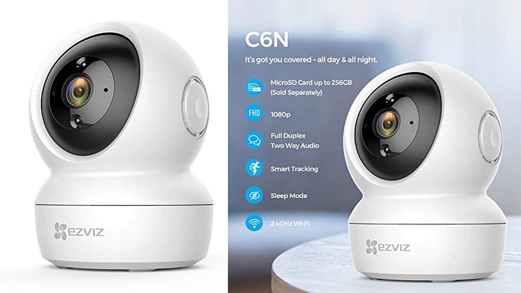 EZVIZ Wireless 1080p 360° Indoor Home Camera