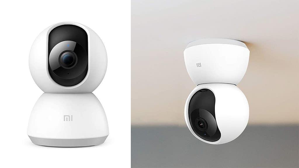 MI Wi-Fi 1080p Full HD Smart Security Camera