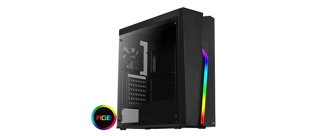 Aerocool Bolt RGB PC Gaming Case