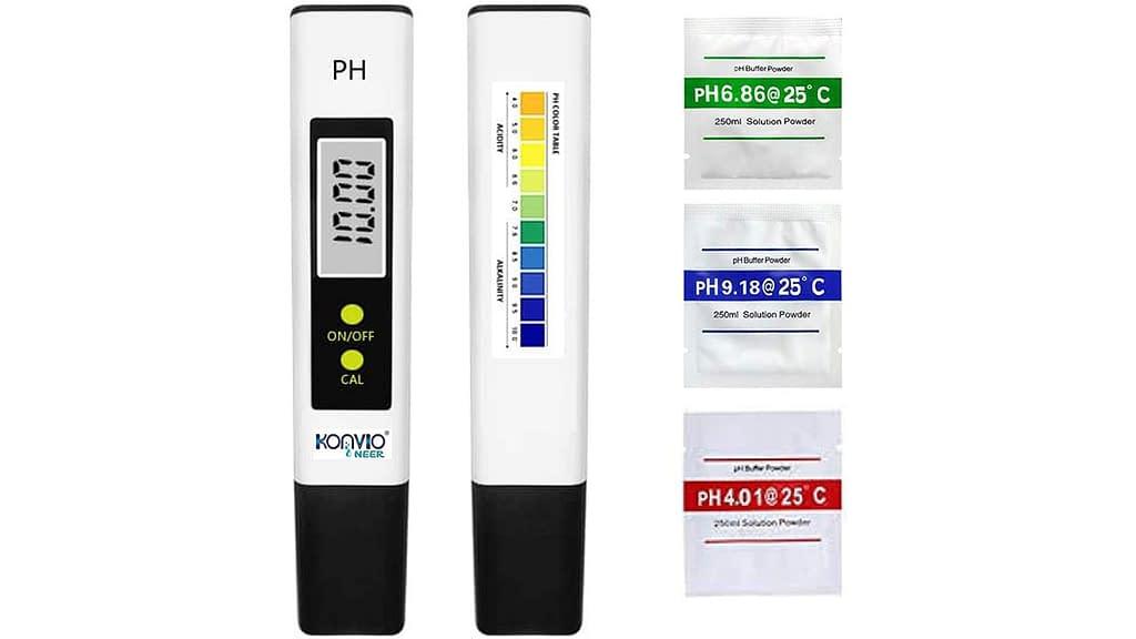 KONVIO NEER Automatic Calibration Digital PH Meter