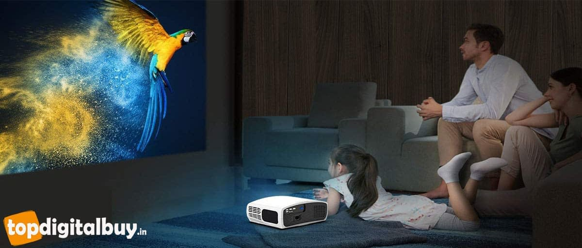 8 Best LED Projector in India for Home and Office [2020] topdigitalbuy.in